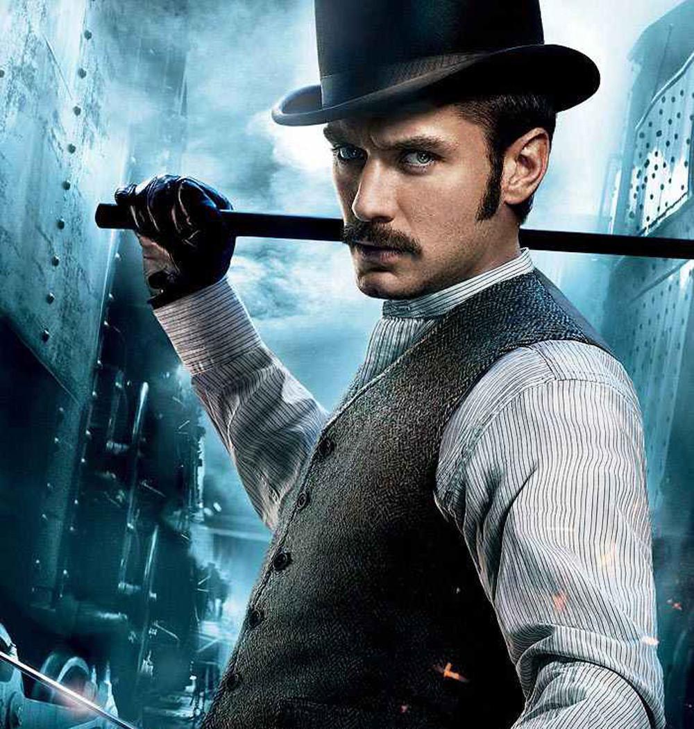 Dr Watson: ten memorab... Jude Law Movies