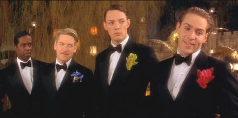 Love's 4 men 2