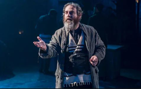 Andy Nyman as Tevye.