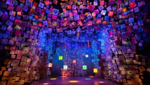 The set of Matilda.