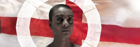 Adjoa Andoh in Richard II