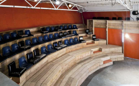 Inside the Yard Theatre