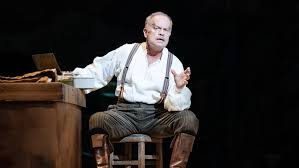 Kelsey Grammer in Man of La Mancha