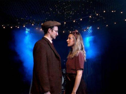 James Marlowe and Philippa Hogg