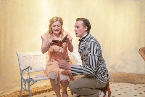 Kirsty Jackson and Samuel Oakes