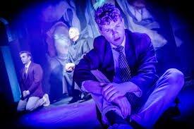 Mark Jardine as Peter, Darragh Cowley as Jason