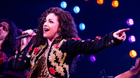 Christie Prades as Gloria Estefan
