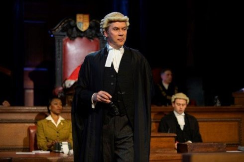 Giles Taylor as Mr Myers QC