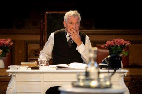 Simon Dutton as Sir Wilfrid Robarts QC